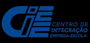 Logomarca de cor azul do CIEE