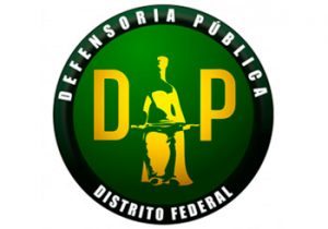 Logotipo Defensoria Pública do Distrito Federal - DP/DF