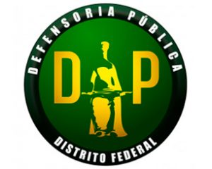 Logo Defensoria Pública do Distrito Federal - DP/DF