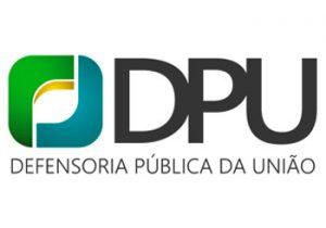 Logotipo Defensoria Pública da União - DPU