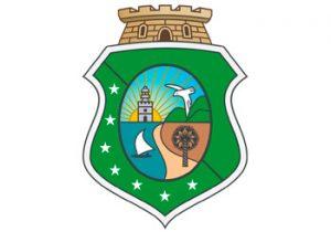 Brasão do Governo do Estado do Ceará - CE