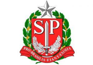Brasão Governo do Estado de São Paulo - SP