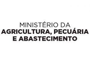 Logotipo Ministério da Agricultura