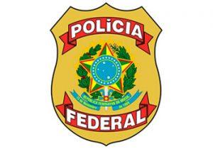 Logotipo Policia Federal - PF