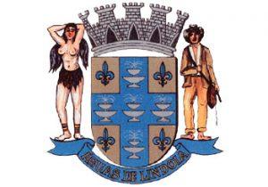 Brasão Prefeitura Municipal de Águas de Lindóia