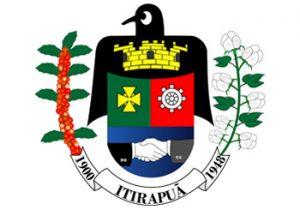 Brasão Prefeitura Municipal de Itirapuã