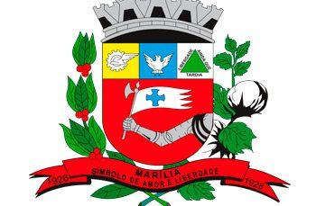 Brasão Prefeitura Municipal de Marília