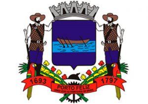 Brasão Prefeitura Municipal de Porto Feliz