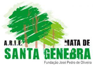 Logotipo Santa Genebra