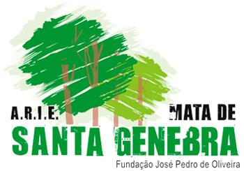 Logo Santa Genebra