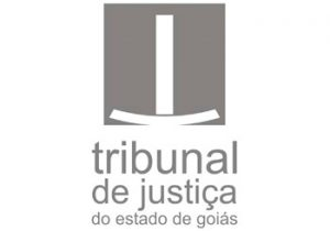 Logotipo do Tribunal de Justiça do Estado de Goiás - TJ-GO