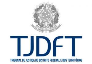 Logotipo do Tribunal de Justiça do Distrito Federal e dos Territórios - TJDFT