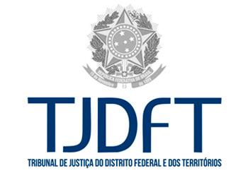 Logo Tribunal de Justiça do Distrito Federal e dos Territórios - TJDFT