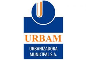 Logotipo Urbam - Urbanizadora Municipal