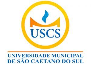 Logotipo da Universidade Municipal de São Caetano do Sul - USCS
