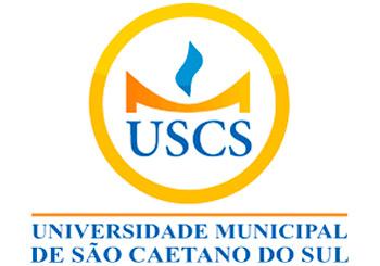 Logo Universidade Municipal de São Caetano do Sul - USCS