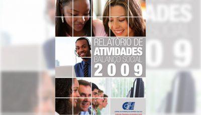 Balanço social do CIEE de 2009