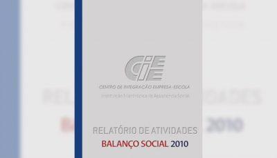 Balanço social do CIEE de 2010