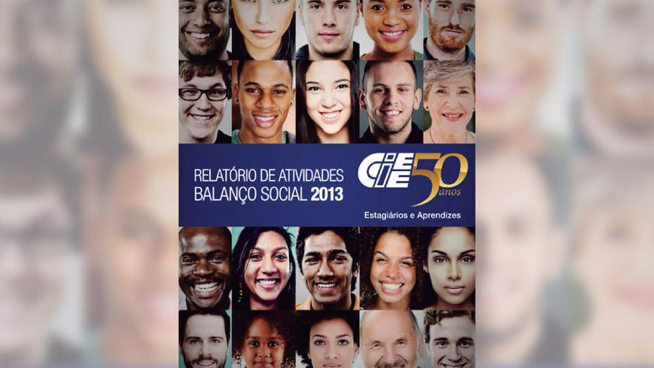 Balanço social do CIEE de 2013