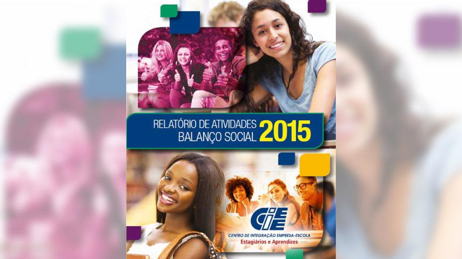 Balanço social do CIEE de 2015