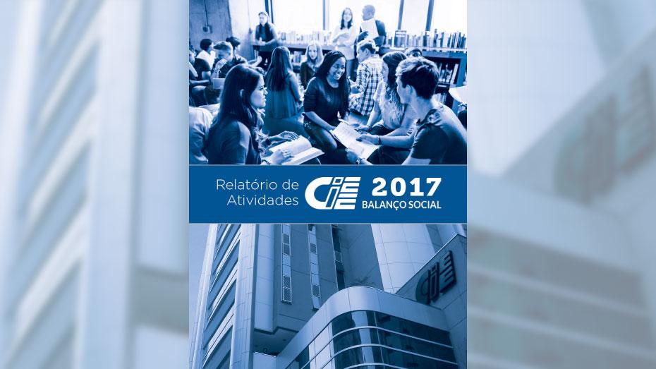 Balanço social do CIEE de 2017