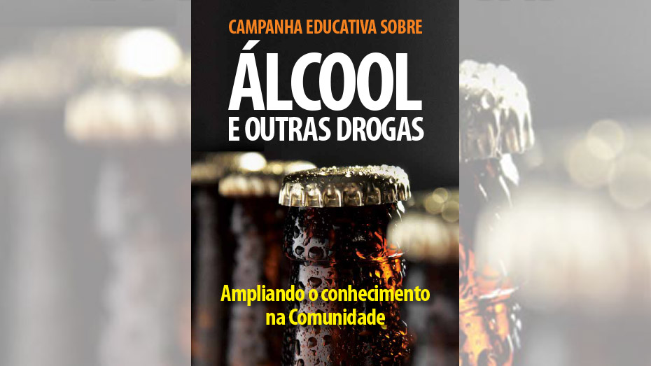 Livreto Campanha Educativa Sobre Álcool e Outras Drogas