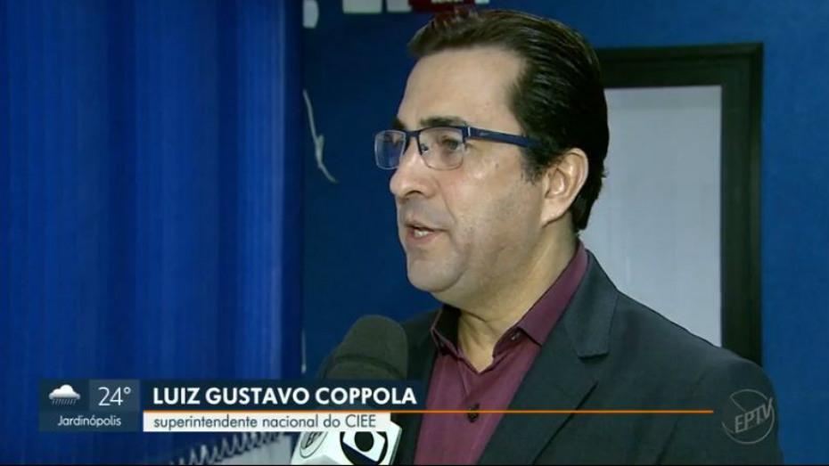 Luiz Gustavo Coppola em entrevista para EPTV 08112018