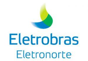 Logotipo Eletrobras Eletronorte