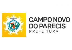 Logotipo Prefeitura Municipal de Campo Novo do Parecis