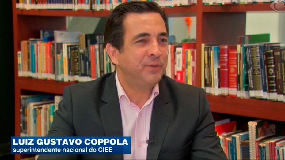 Luiz Gustavo Coppola - Superintendente Nacional do CIEE