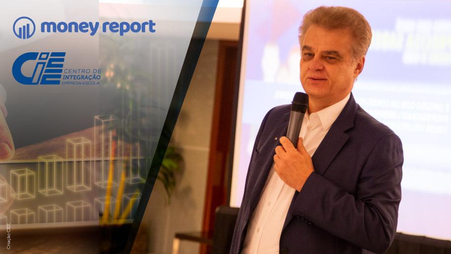 Entrevista Humberto Casagrande para Money Report na parceria Money Talks