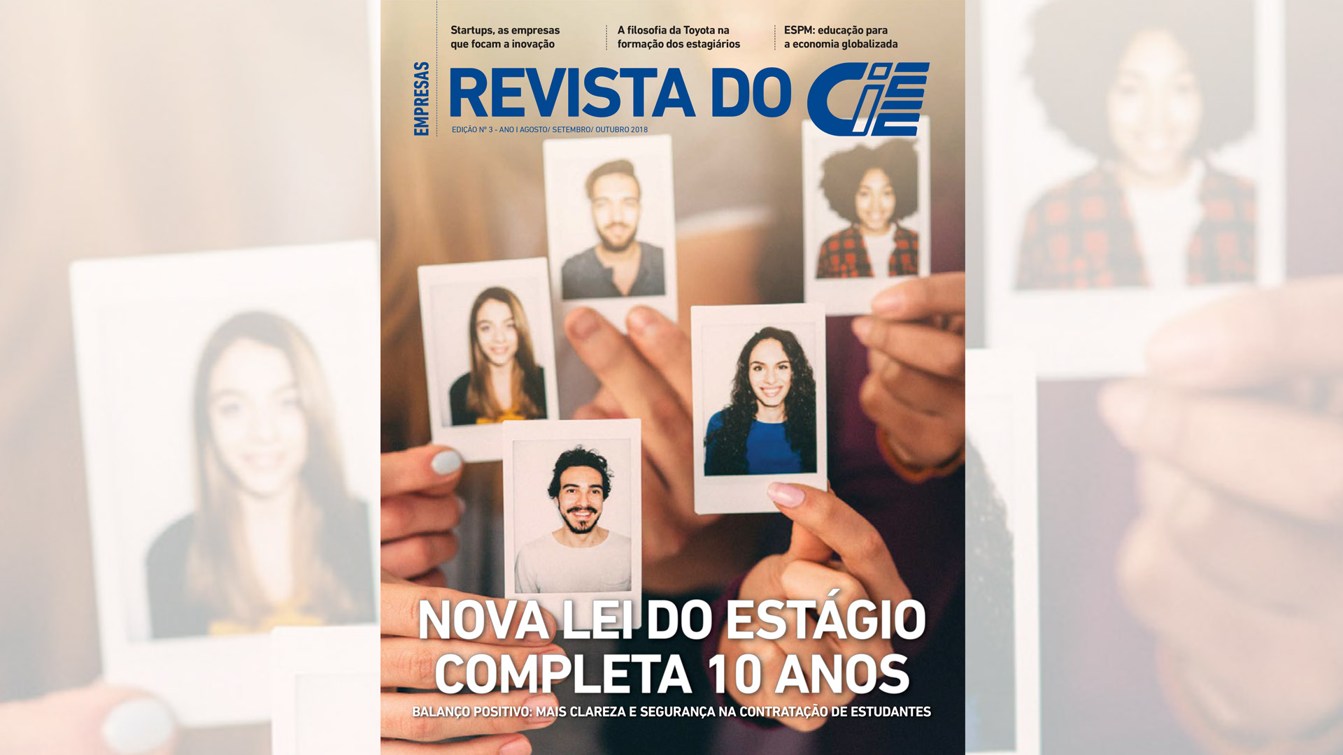 Revista CIEE Empresas Edição 3