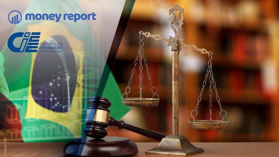 Capa do Money Report