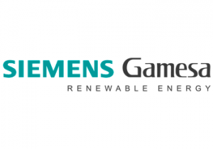 Logo da empresa Siemens Gamesa