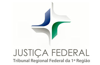 Logotipo do Tribunal Regional Federal da 1ª Região
