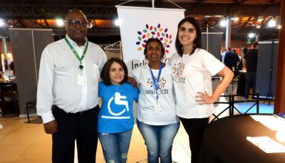 Inclui CIEE participou da 6ª edição do Contrata SP - Pessoa Com Deficiência