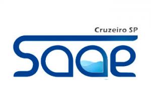 Logotipo SAAE Cruzeiro SP