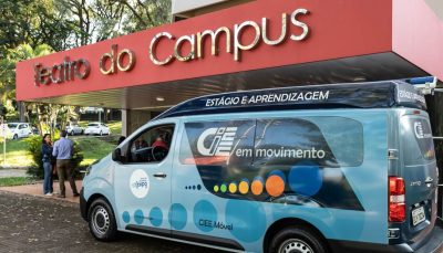 Projeto CIEE em Movimento na USP-Ribeirão Preto/SP.