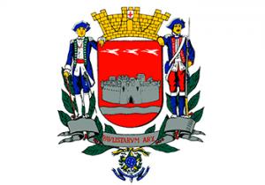 brasão da Prefeitura Municipal da Estância Turística de Guaratinguetá