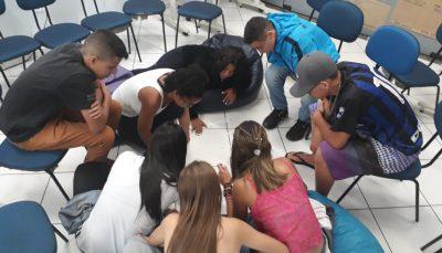 Jovens do Espaço de Cidadania de Araras realizaram atividades de planejamento doméstico