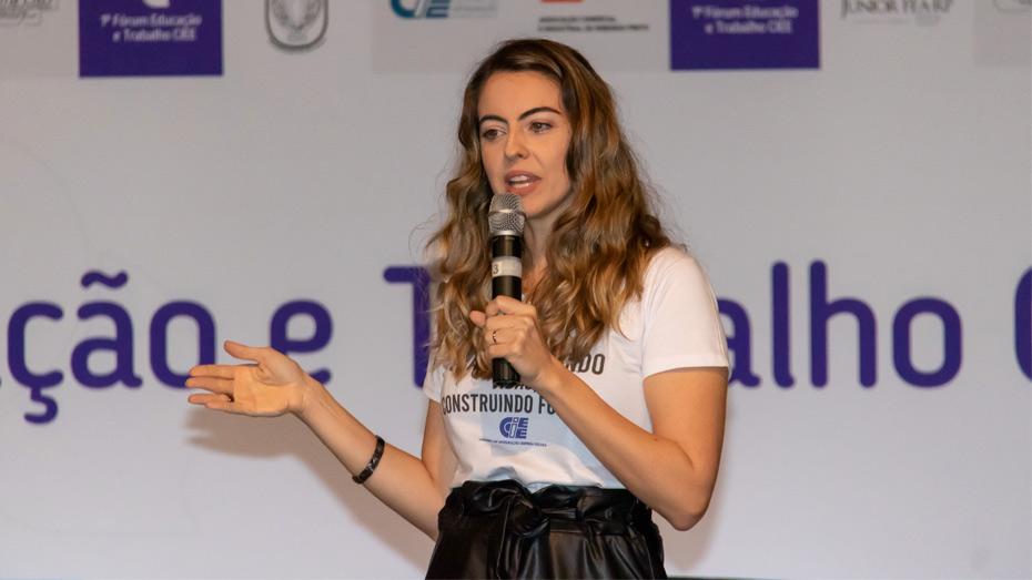 Fabíola Molina, consultora do CIEE Ribeirão Preto/SP.