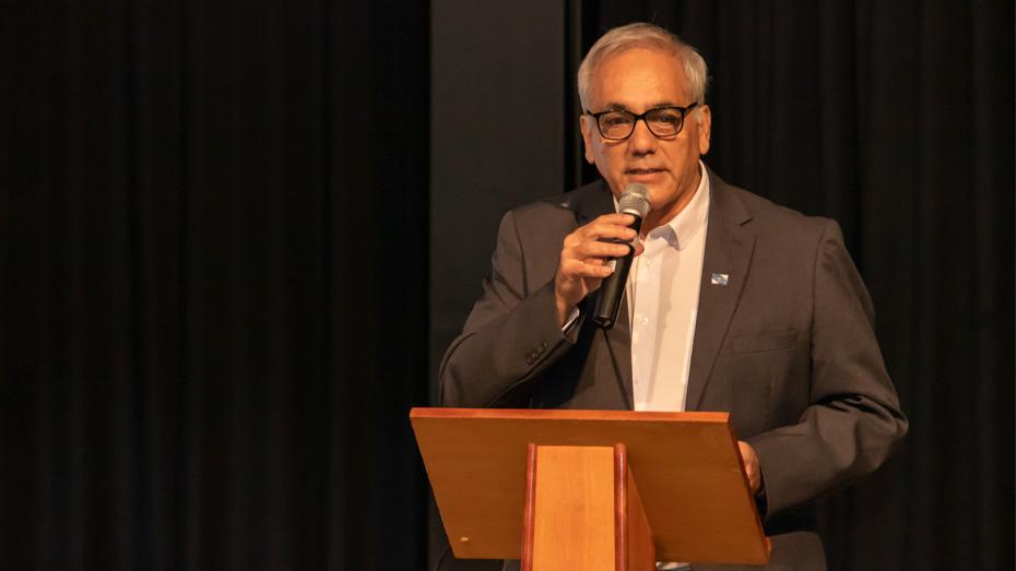 Guido Desinde Filho, secretário municipal de assistência social de Ribeirão Preto/SP.