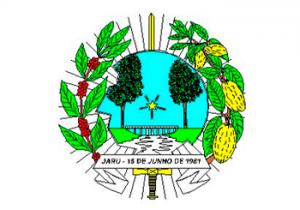 Logotipo da Prefeitura Municipal de Jaru