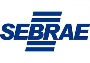 Logotipo SEBRAE - Serviço Brasileiro de Apoio às Micro e Pequenas Empresas