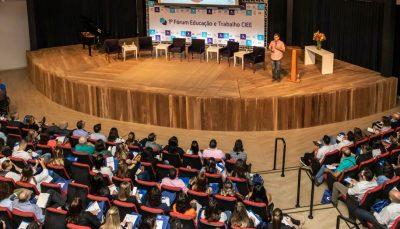 USP/Ribeirão Preto recebe evento sobre formação e capacitação de jovens.