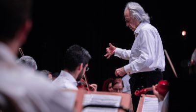 Teatro CIEE foi palco da primeira apresentação com a orquestra