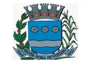 Brasão Prefeitura Municipal de Santa Rosa de Viterbo