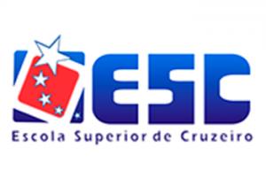 Logotipo Escola Superior de Cruzeiro