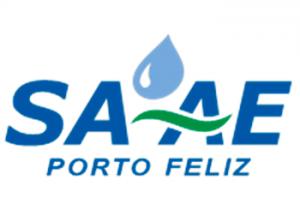 Logotipo Serviço Autônomo de Água e Esgoto de Porto Feliz