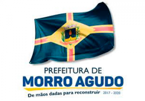 Logotipo da Prefeitura Municipal de Morro Agudo